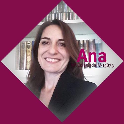 Ana Cardona | Psicóloga en Móstoles