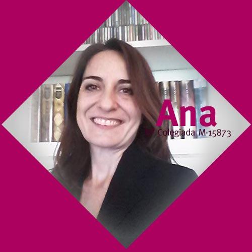 Ana Cardona   Psicóloga en Móstoles