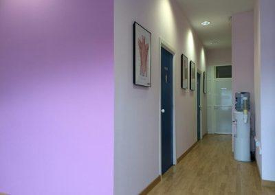 Centro de fisioterapia en Móstoles
