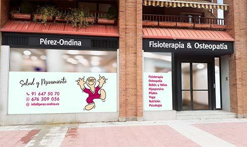 Jorge Pérez Ondina | Fisioterapia, Osteopatía y Nutrición en Móstoles
