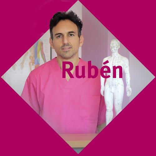 Rubén Sanz  | Acupuntor en Móstoles
