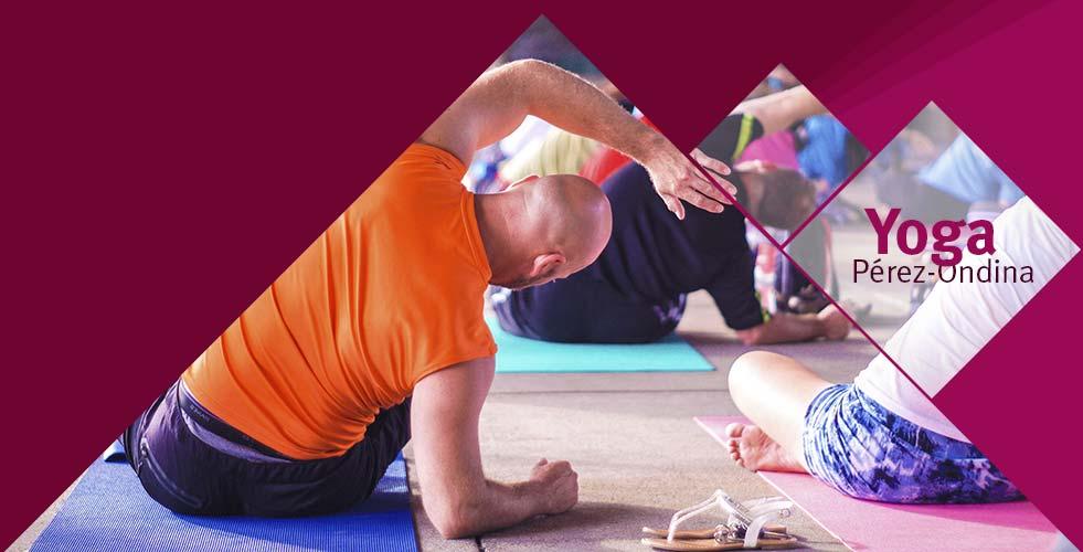 Jorge Pérez Ondina | Yoga en Móstoles